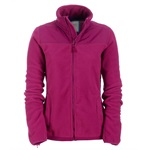 Aeropostale Womens Fleece Full Zip Lightweight Field Jacket