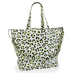 Aeropostale Womens Aero Graffitti Tote Handbag Purse