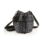 Aeropostale Womens Cinch Strap Shoulder Handbag Purse