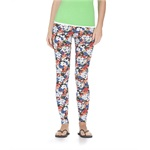 Aeropostale Womens Skinny Fit Floral Stretch Casual Sweatpants