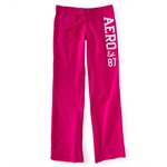 Aeropostale Womens Vertical Classicpuff Paint Casual Sweatpants