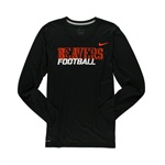 Nike Mens Beavers Football Graphic T-Shirt