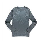 I-N-C Mens Solid LS Basic T-Shirt