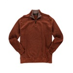 Tasso Elba Mens Mock Neck Pullover Sweater