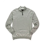 Tasso Elba Mens Honeycomb 1/4 Zip Pullover Sweater