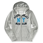 Aeropostale Mens Ny Full Zip Sweatshirt