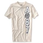Aeropostale Mens New York Athletics Graphic T-Shirt
