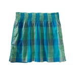 Aeropostale Womens Plaid Pleated Skirt