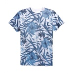 Univibe Mens Back On The Island Graphic T-Shirt