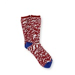 Ecko Unltd. Mens Graffiti Lightweight Socks