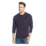 Tasso Elba Mens Pin Dot Pullover Sweater