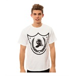 Black Scale Mens The Tradtional Seal Graphic T-Shirt
