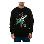 Black Scale Mens The RBG Revolution Sweatshirt
