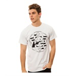 Black Scale Mens The Constitution Of Scvle Graphic T-Shirt