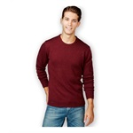 American Rag Mens Solid Knit Pullover Sweater