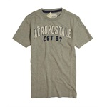 Aeropostale Mens Est 87 Graphic T-Shirt