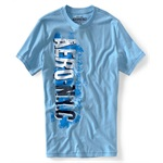 Aeropostale Mens Aero Ny Graphic T-Shirt