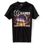 Aeropostale Mens X-games La 2012 Graphic T-Shirt