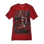 Ecko Unltd. Mens The Naked Mile Graphic T-Shirt