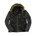 I-N-C Mens Fashion Camo Field Jacket