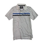 Ecko Unltd. Mens Striped Rugby Polo Shirt