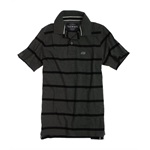 Ecko Unltd. Mens Clean Stripe Jersey Rugby Polo Shirt