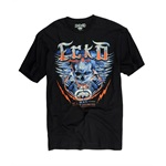 Ecko Unltd. Mens Death Fist Mma Paint Graphic T-Shirt