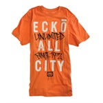 Ecko Unltd. Mens Stack City Graphic T-Shirt