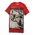 Ecko Unltd. Mens Fly Rats Fly Graphic T-Shirt