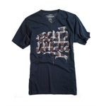 Ecko Unltd. Mens Fat Plaid Graphic T-Shirt