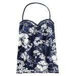 Aeropostale Womens Floral Cami