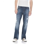 Aeropostale Mens Driggs Med Wash Slim Fit Jeans