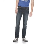 Aeropostale Mens Rivington Skinny Dark Wash Slim Fit Jeans