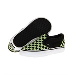 Vans Unisex Classic Slip-on Checks Skate Sneakers
