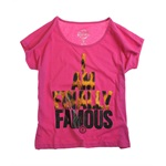 Ecko Unltd. Womens I Am Opn Nk Graphic T-Shirt