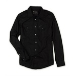 Marc Ecko Mens Deadly Thread Button Up Shirt