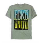 Ecko Unltd. Mens Neon City Graphic T-Shirt