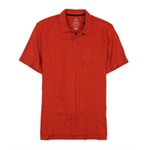 IZOD Mens Pocket Rugby Polo Shirt