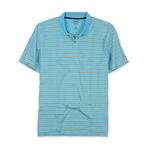 IZOD Mens Performx Basix Sun Control Upf 15 Rugby Polo Shirt