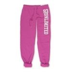 Ecko Unltd. Womens 93 Banded Bottom Casual Sweatpants