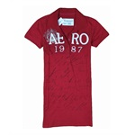 Aeropostale Womens Aero 1987 Polo Shirt