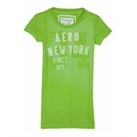 Aeropostale Womens Aeroince 87 Graphic T-Shirt