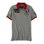 Ecko Unltd. Mens 2 Button Rugby Polo Shirt