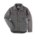 Marc Ecko Mens Quilt It Ls Woven Puffer Jacket