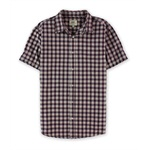 Ecko Unltd. Mens One Pkt Ss Core W/ Chambray Button Up Shirt