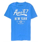Aeropostale Mens New York 87 Graphic T-Shirt