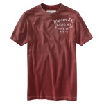 Aeropostale Mens Mercer St. Graphic T-Shirt