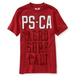 Aeropostale Boys PS-CA Graphic T-Shirt