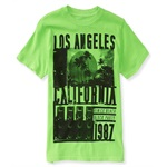 Aeropostale Boys Block Party 1987 Graphic T-Shirt