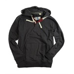 Club Room Mens Solid Quarter Zip Hoodie Sweatshirt